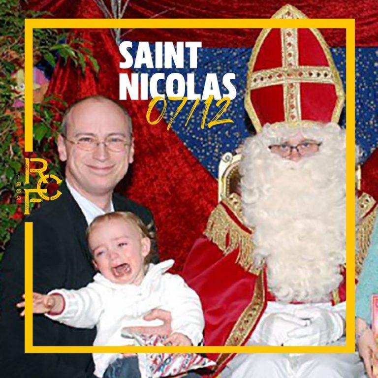 Saint Nicolas, c'est bientôt